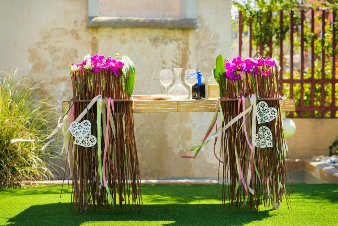 Decoracion e eventos con flores