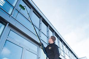 Fensterreinigung Reinwasser Osmoseumkehranlage