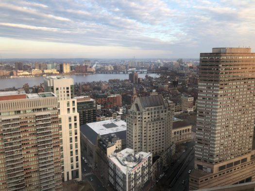 Boston Prudential Center