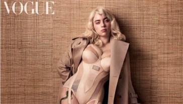 Billie Eilish completamente cambiata: le foto su Vogue fanno scalpore