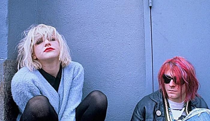 Kurt Cobain e Courtney Love: l'unica volta che suonarono insieme dal vivo [ASCOLTA]