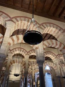mi morena sentir el sur mi sur arcos de la Mezquita de Córdoba