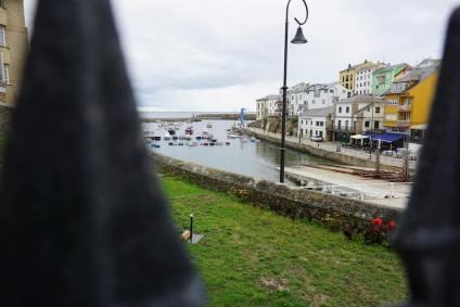 Mi morena Adiós a su destino Puerto Tapia de Casariego