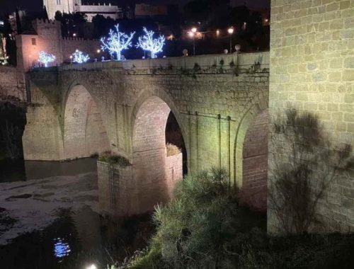 Mi morena La luz titilante de Cipriano Puente San Martín