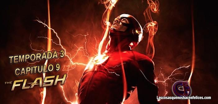 Análisis de The Flash. Temporada 3. Episodio 9: El presente