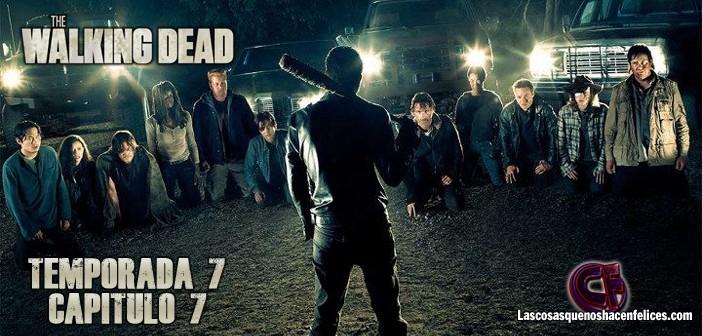Analisis The Walking Dead. Temporada 7. Episodio 7