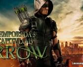 Análisis de Arrow. Temporada 5. Episodio 13