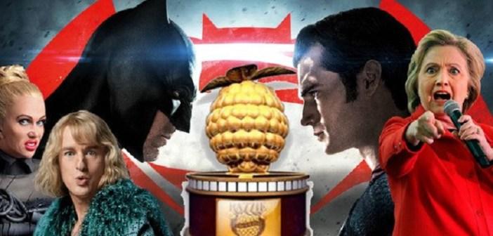 La más destacado de la semana en cine y tv: sobre el bat-culebrón, los zombies racistas, las cenas en el espacio y por supuesto los razzies.