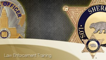 Permalink to: Law Enforcement Training