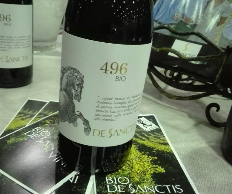 De Sanctis – 496 Bio