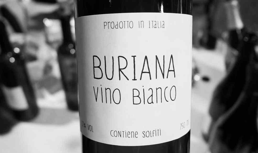 Buriana – Vino Bianco