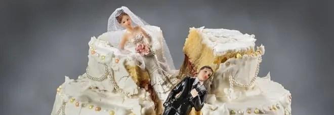 Divorzio, separazione, infedeltà coniugale