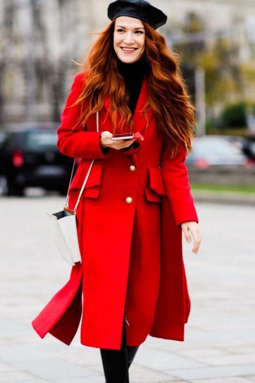 Look del día - todo a un color vitaminado - rojo - La Selectiva-Selección