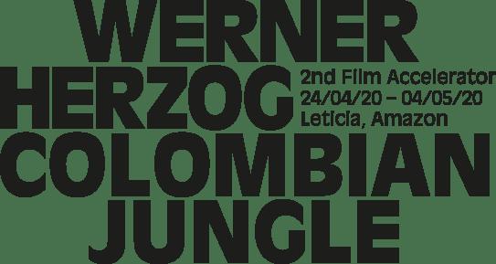 Film Accelerator Werner Herzog In Colombia 2020 La Selva