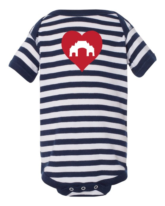 Love for the Yards Onsie