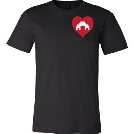 Love for the Yards Graphic Tee