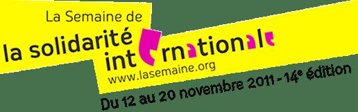 La Semaine de la solidarité internationale