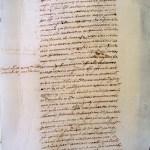 Atto di affidamento 1621 - La Separazione o Licenza a cura del ceto degli Orefici - pag. 1