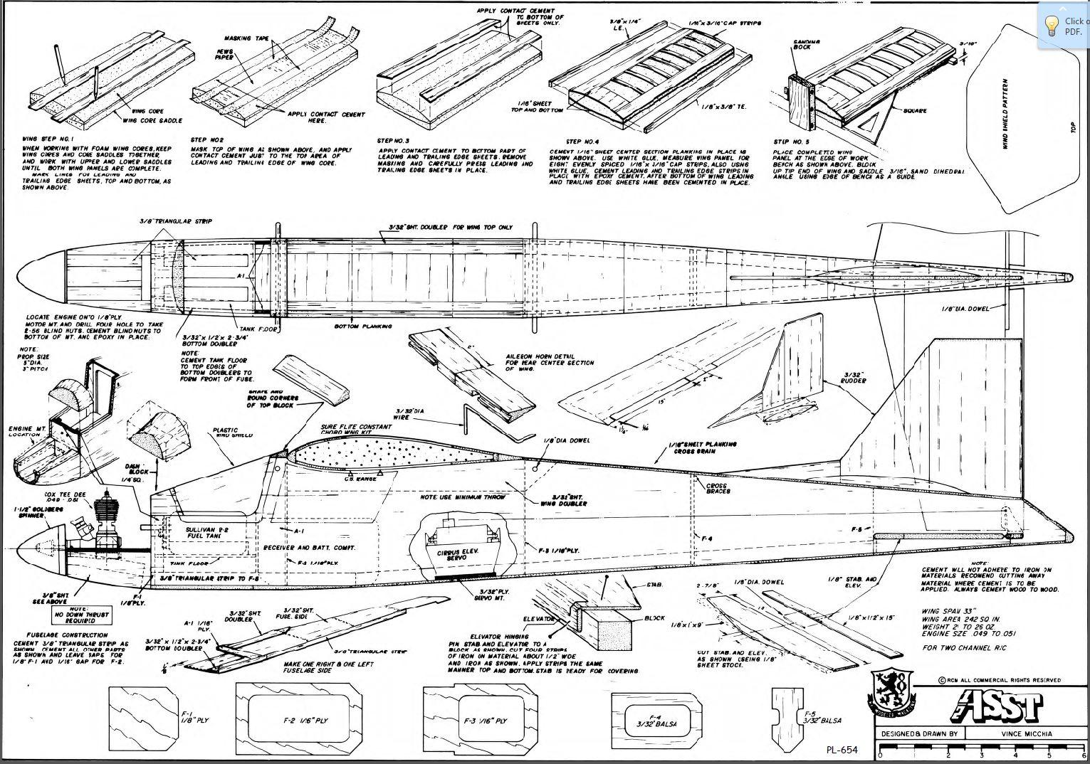 Rcm Printed Plans