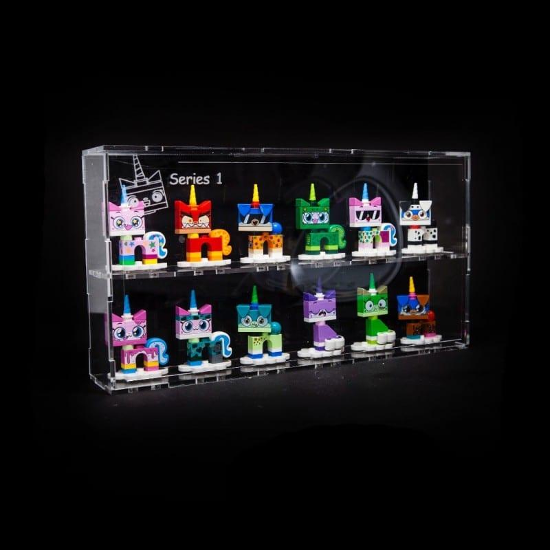 Series 1 LEGO Unikitty Display Case Frame