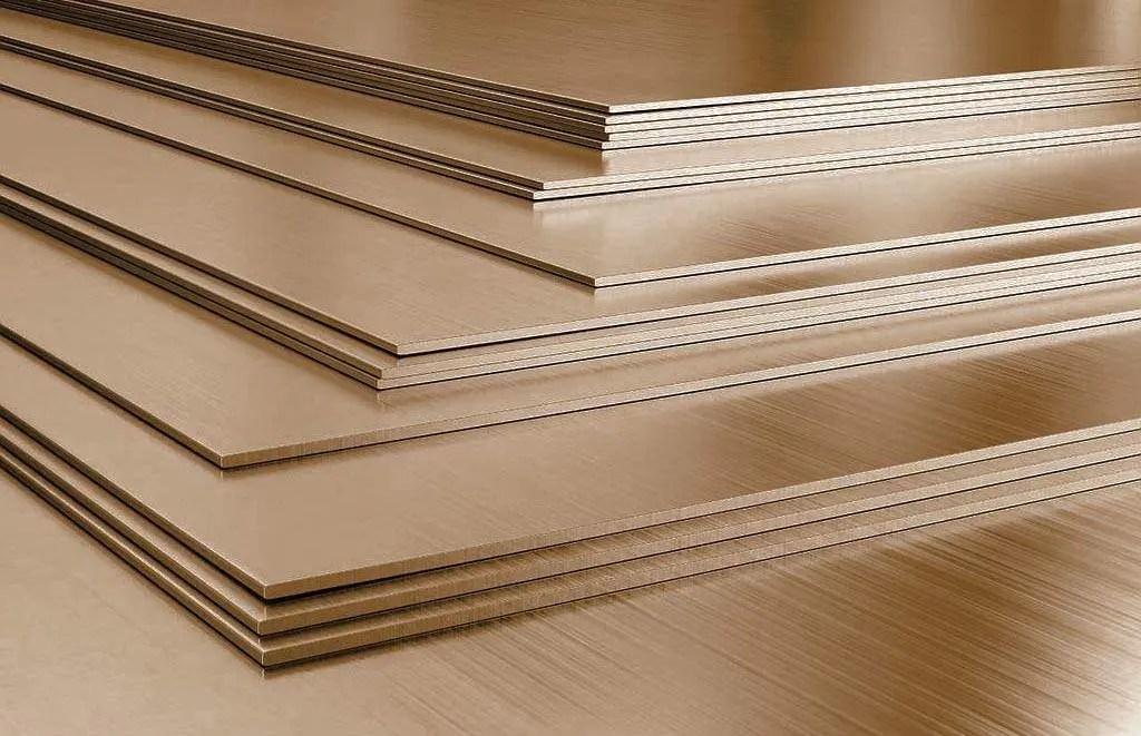 Laserschneiden von Kupfer