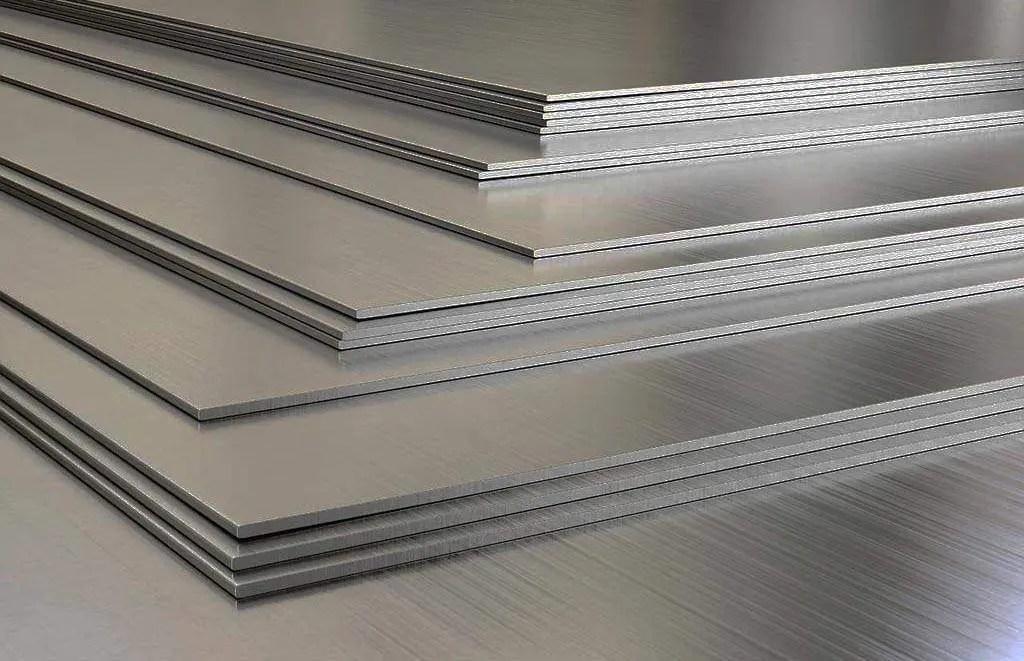 Laserschneiden von Stahl