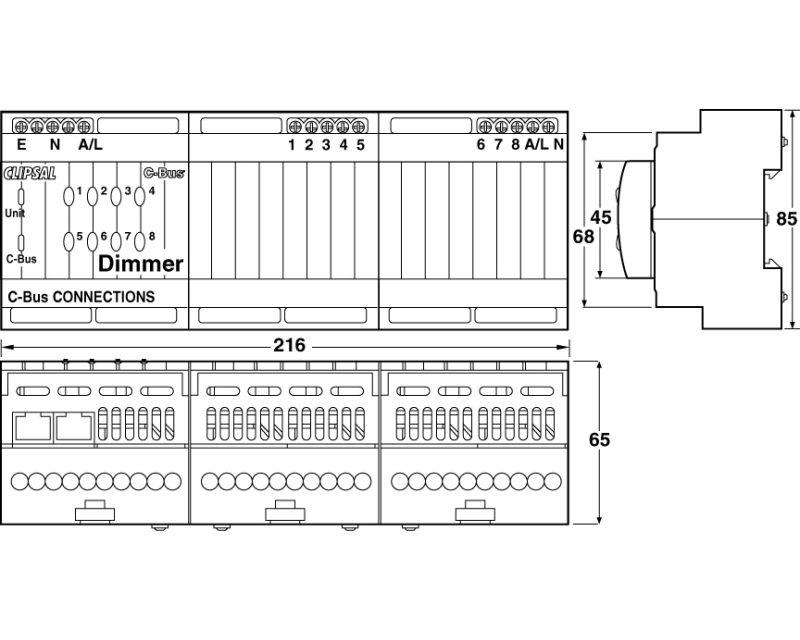 C Bus Wiring Diagram: Fantastic C Bus Wiring Diagram Pictures Inspiration - Electrical ,Design