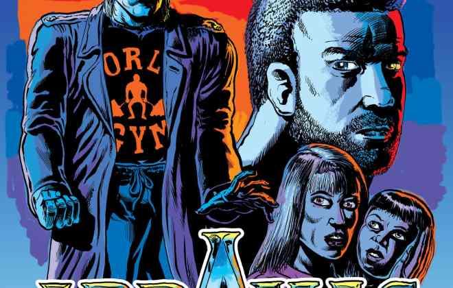 Abraxas Guardian of the Universe - Laser Blast Film Society Screening