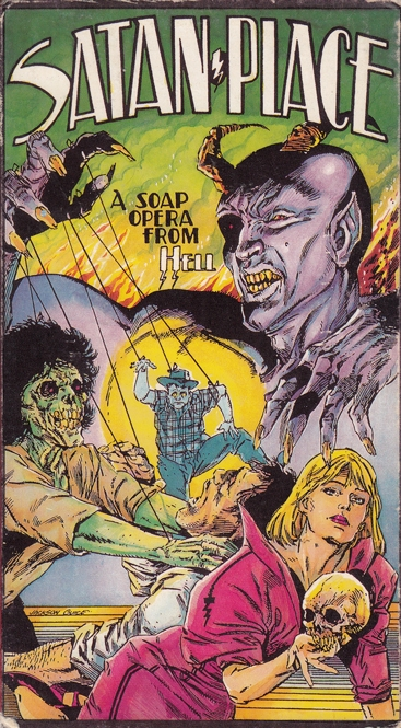 Satan Place: A Soap Opera from Hell - The Laser Blast Film Society