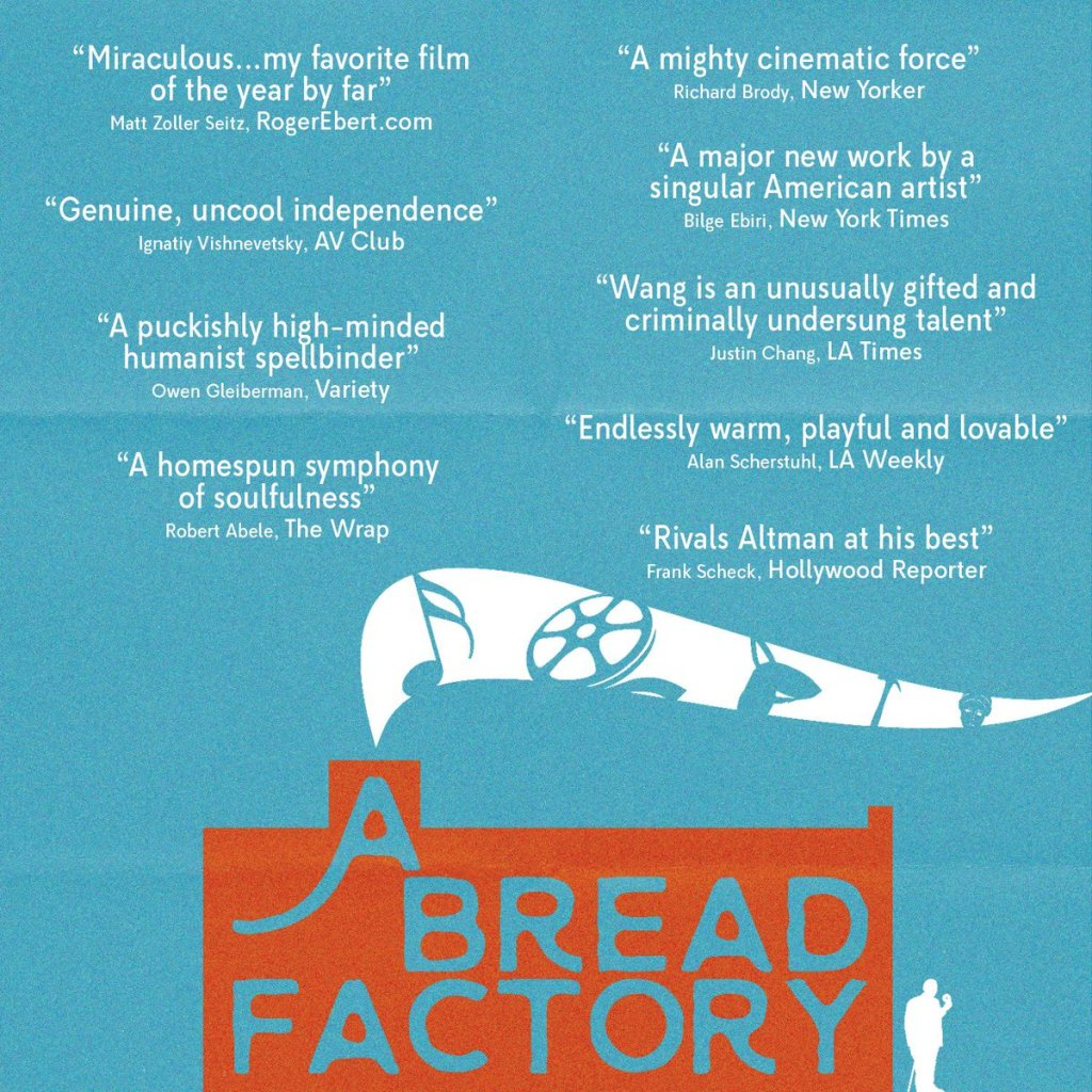 A Bread Factory Poster
