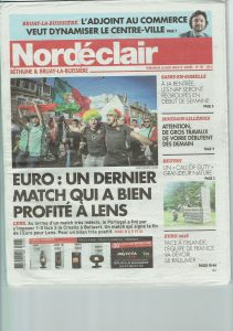 Une - Nord Eclair