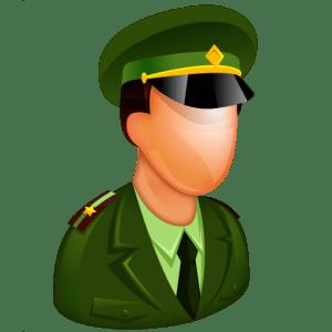 officier armée