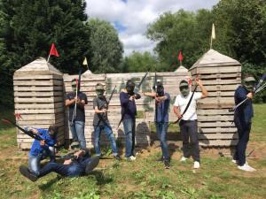archery groupe