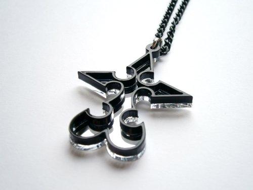 Kingdom Hearts nobody necklace