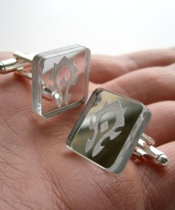 Horde Cuff Links