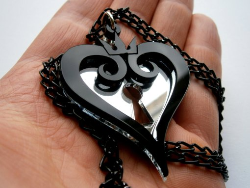 Kingdom Hearts Neckalce