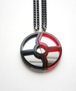 Pokeball Necklaces