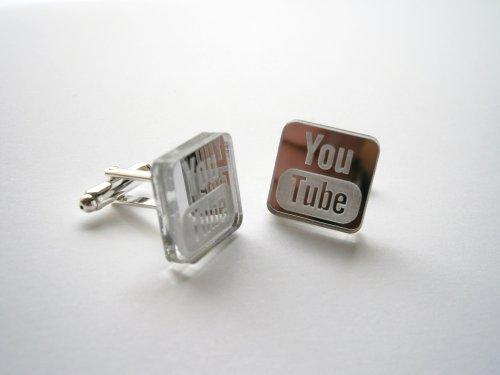 Youtube Cufflinks