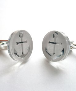 sailing cuff links