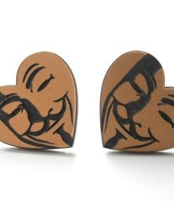 Vendetta Stud Earrings