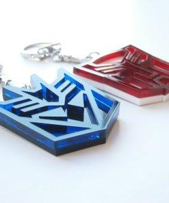 Megatron and Optimus Keychains 2