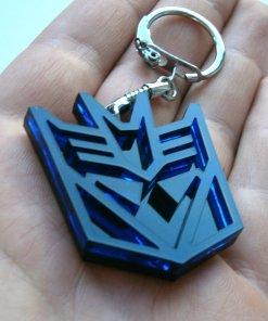 megatron keychain 5
