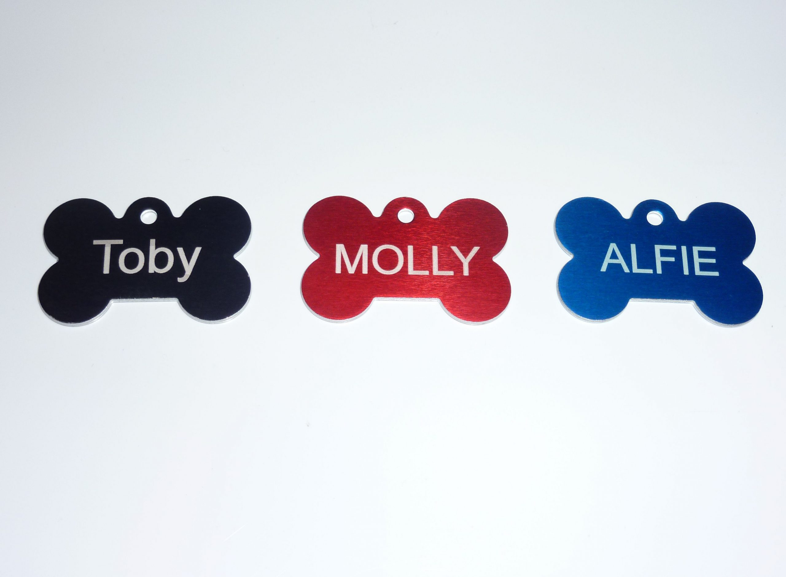 Personalised Pet ID Name Tag Gallery