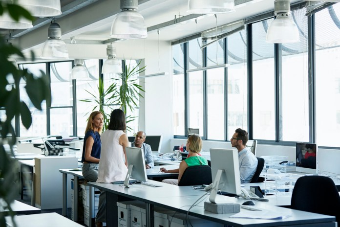 Open Plan Hotelling And Other Dubious Office Trends Laserfiche Blog