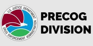 DEA Precog Division Logo