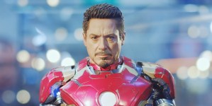 Iron Man Has Anemia