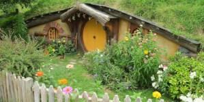 Cozy hobbit hole