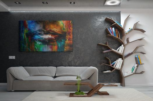 Creative Wall Art Ideas to Enhance Your Home Interiors on Creative Wall Art Ideas  id=20748