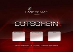 Gutschein LasergameDresden A6 inkl.2mm beschnitt