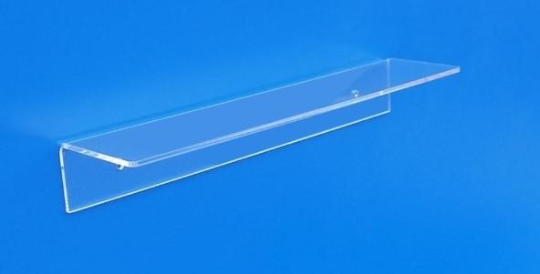 Le mensole botkyrka di ikea, dal design semplice e sottile sono fatte in. Mensole In Plexiglass Su Misura Taglio Laser